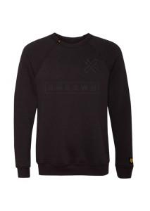 HMGRWN_box_logo_crewneck_sweater_black