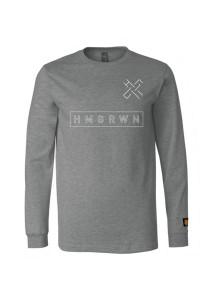 HMGRWN_box_logo_longsleeve_grey