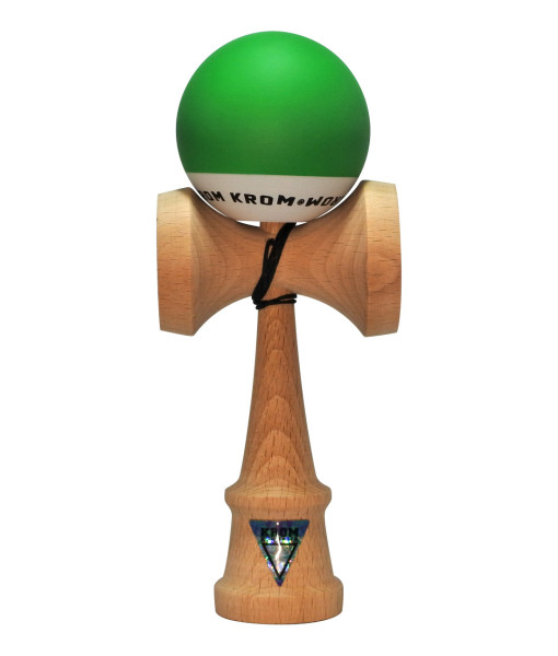 kendama_krom_pop_darkgreen_face
