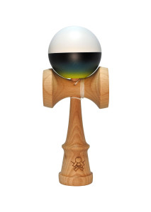kendama_sweets_prime_custom_V7_lime_wire_face