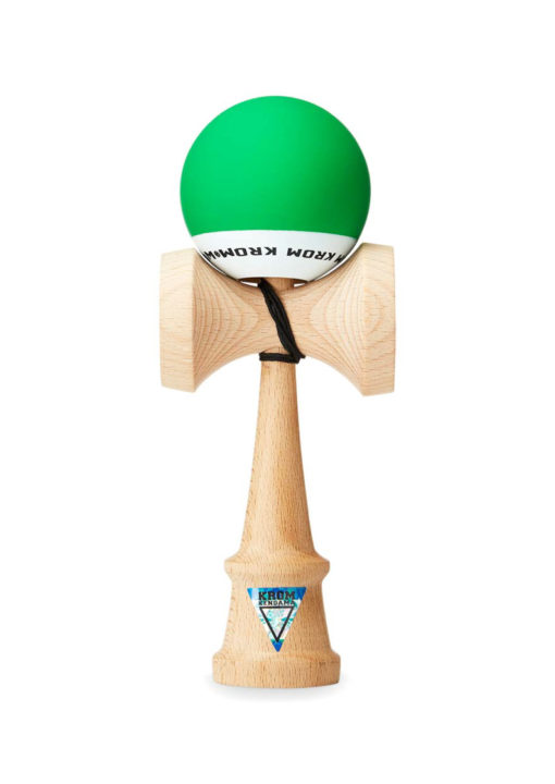 kendama_krom_pro_pop_dark_green_face