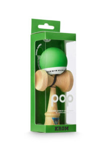 kendama_krom_pro_pop_dark_green_pack