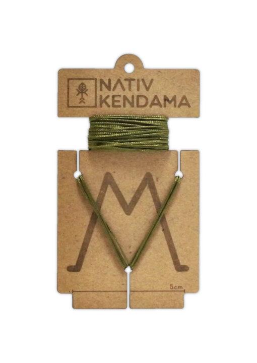 kendama_nativ_5_meters_string_pack_olive_faceok