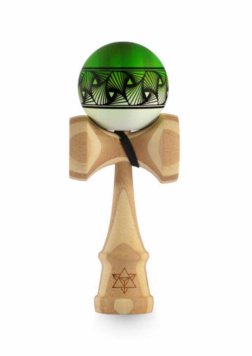 kendama_israel_big_brother_phase_2_bamboo_green_faded_tetrah_face