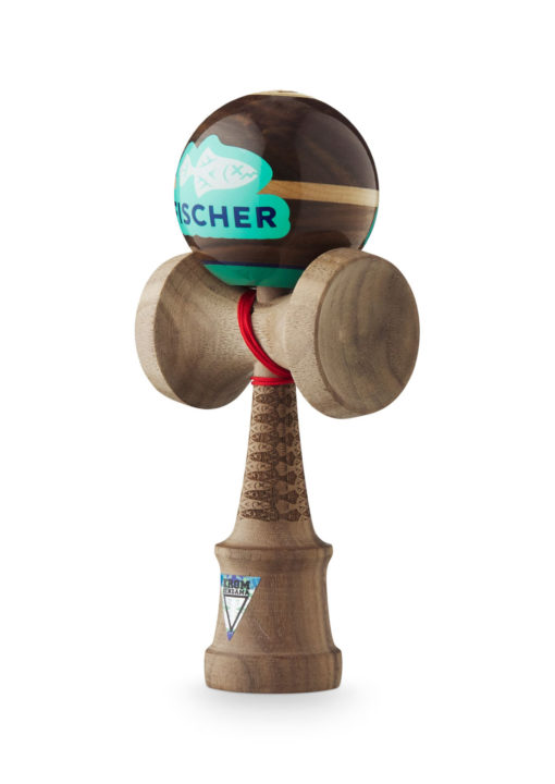 krom_kendama_promodel_headshot_walnut_fisher_profil