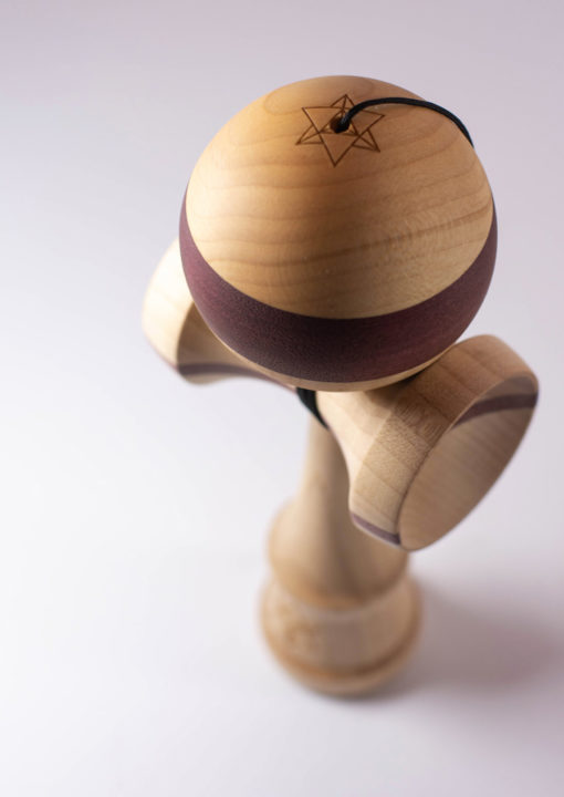 kendama_israel_big_brother_purple_heart_maple_tama