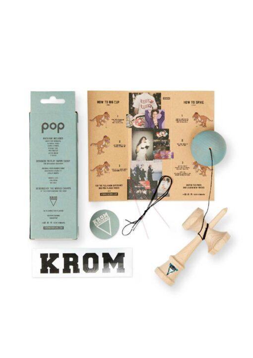 kendama_krom_pop_fade_le_pistachio_unbox