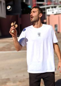 kendama_t_shirt_cult_member_face
