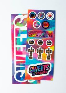 kendama_sweets_parker_johnson_promodel_cushion_stickers