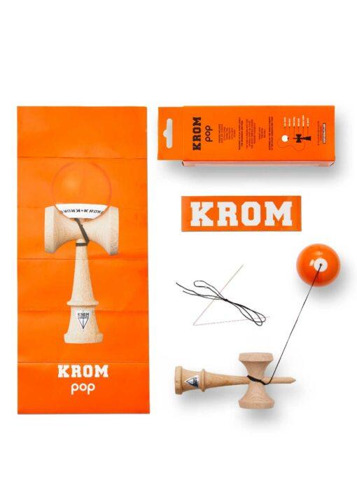 kendama_krom_pop_lol_orange_unbox